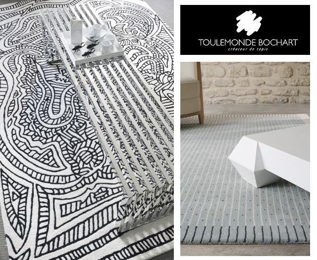 photos d 39 ambiance des tapis toulemonde bochart. Black Bedroom Furniture Sets. Home Design Ideas