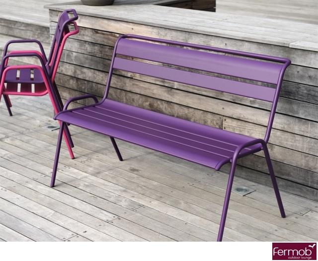 galerie de photos fermob mobilier d 39 ext rieur. Black Bedroom Furniture Sets. Home Design Ideas